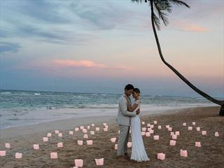 Sunset wedding, Excellence El Carmen