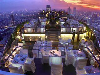 Vertigo & Moon Bar at Banyan Tree, Bangkok