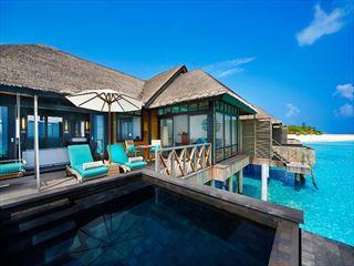 - Luxury Dubai & Maldives Twin Centre