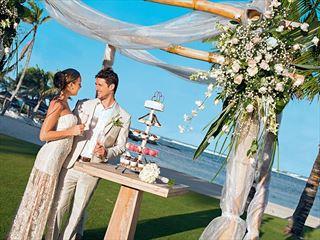 Bride & Groom at Long Beach