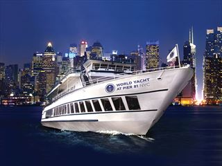 The famous World Yacht, New York