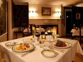 Top 10 restaurants in the White Mountains, New Hampshire