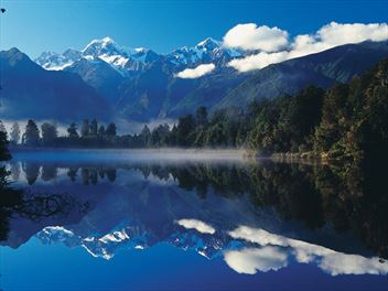 Explore South Island NZ's West Coast glaciers
