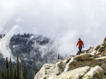 Explore the parks & wilderness areas of British Columbia