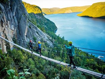 Top 10 national parks in Quebec
