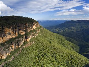 Exploring the Blue Mountains, New South Wales