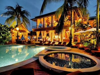 Top 10 family hotels in Thailand