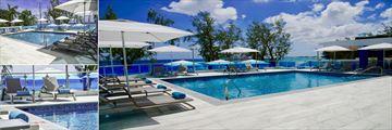 The pool at Abidah