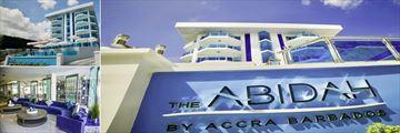 Resort view at Abidah