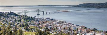 Astoria, Oregon Cityscape Views