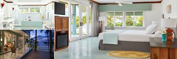 Beachfront Suite at Couples Negril