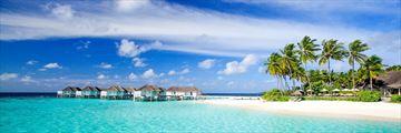Centara Grand Island Resort & Spa beach view