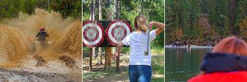 Activities at The Chilko Experience Wilderness Resort