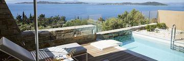 Ocean Pool Villa at Eagles Villas