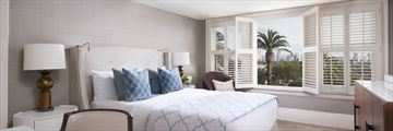 Newly Renovated Victoria Guestroom, Hotel Del Coronada