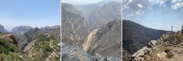 Mesmerizing Mountains of Oman