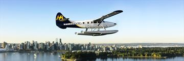 Soar over Vancouver in a float plane
