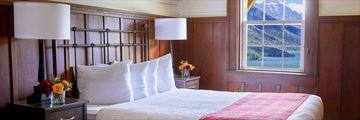 Lakeside Standard Room, Prince of Wales Hotel, Waterton Lake