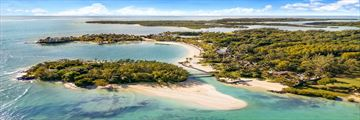 Aerial View at Shangri-La's Le Touessrok Resort & Spa