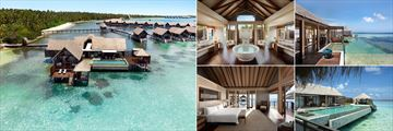 Muthee Villa at Shangri La Villingili Resort & Spa