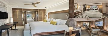 Deluxe Family Suite at Sugar Beach Resort & Spa