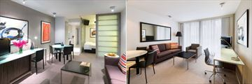 Adina Apartment Hotel Sydney Darling Harbour, Premier Grand Studio Queen
