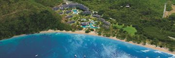 Aerial View of Dreams Las Mareas
