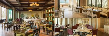 Dining Venues at Ajman Saray, A Luxury Collection Resort