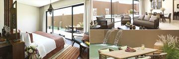 Anantara Al Jabal Al Akhdar Resort, Garden Villa