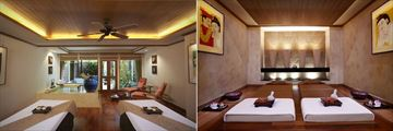 Anantara Riverside Bangkok Resort, Spa Suite and Spa Thai Massage Room