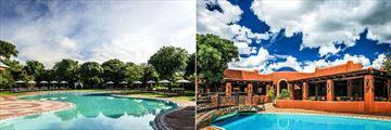 Avani Victoria Falls Resort, Pool and Poolside Grill & Bar