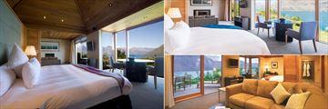Villa Bedrooms at Azur