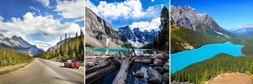 Banff National Park Roads & Lakes