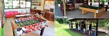 Kids' Club, Games Room and Archery at Baobab Beach Resort & Spa