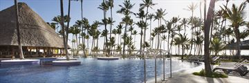 The Main Pool at Barcelo Bavaro Beach