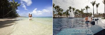 Barcelo Bavaro Palace, Beach and Pool