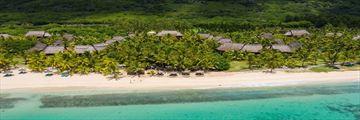 Aerial View at Dinarobin Beachcomber Golf Resort & Spa