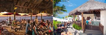 Beaches Negril Resort & Spa, Stew Fish Restaurant and Dinos Pizzeria