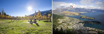 Stunning Queenstown Scenery, South Island