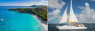 Seychelles Landscapes & Mojito 82 Catamaran