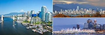 Beautiful Vancouver Cityscapes & Skyline Views