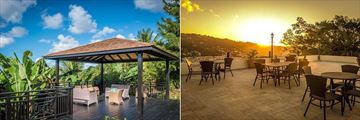 Bel Jou, Outdoor Lounge and Rooftop Lounge