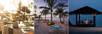 Belmond Napasai, Lai Thai Restaurant, Beach Restaurant and Private Dining