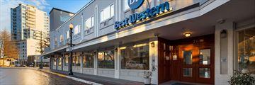 Best Western Dorchester Hotel, Exterior