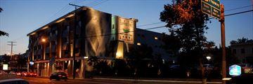 Best Western Hollywood Hills, Exterior