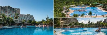 Pool views at Blau Varadero