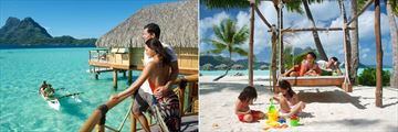 Bora Bora Pearl Beach Resort, Family Time