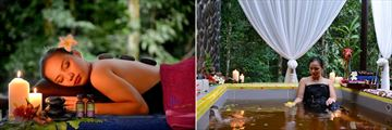 Borneo Rainforest Lodge, Spa