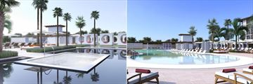 Breathless Montego Bay, Pool and Cabanas