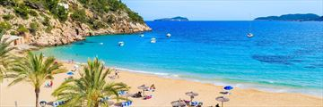 Cala San Vincente, Ibiza